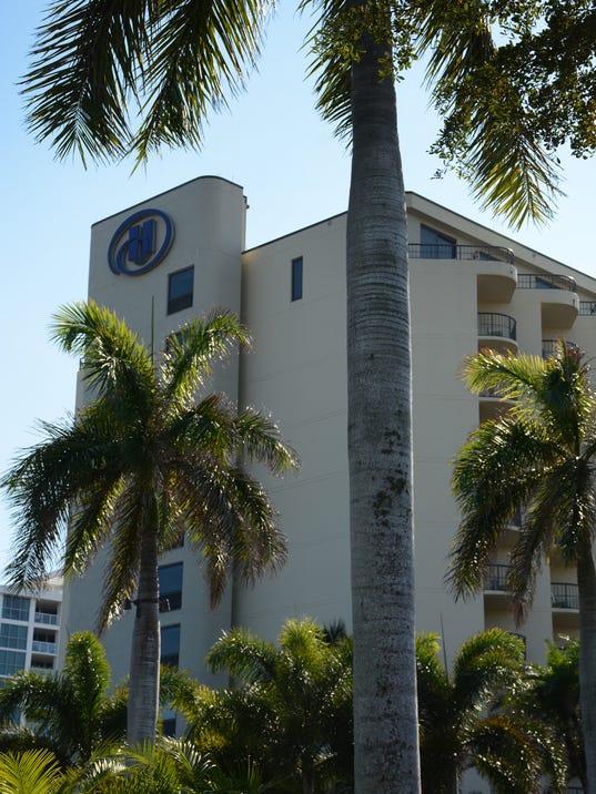 Marco Island Hotel Fire