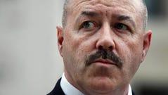 Former New York City police Commissioner Bernard Kerik in a 2009 file photo.