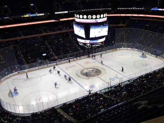 Image result for KeyBank Center arena