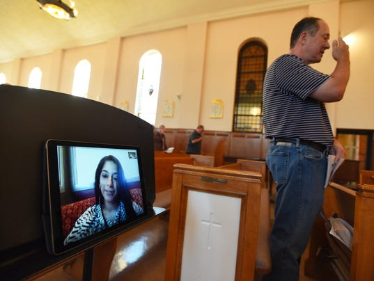 Skype church: Houses of worship use technology to draw new ...
