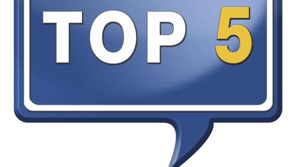Top 5.