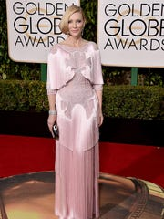 Cate Blanchett in Givenchy Haute Couture by Riccardo