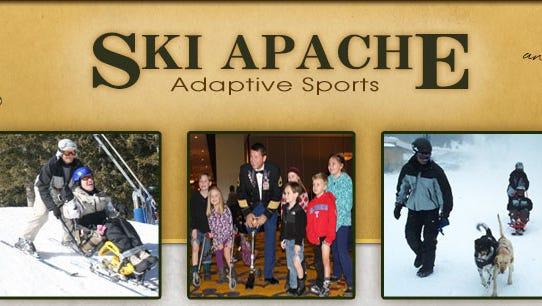 Tracy's Corner garage sale proceeds go directly to the Ski Apache Adaptive Sports Program.