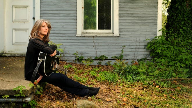 Kathy Mattea performs Thursday, Nov. 3 at the Community Concert Hall in Durango, Colo.
