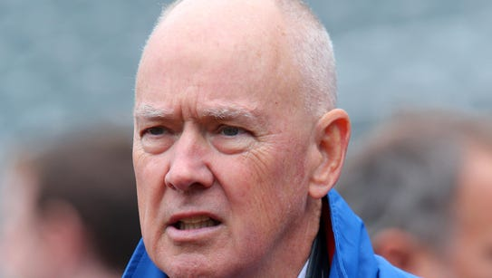 New York Mets general manager Sandy Alderson during