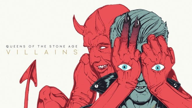 """Villains"" by Queens of the Stone Age"