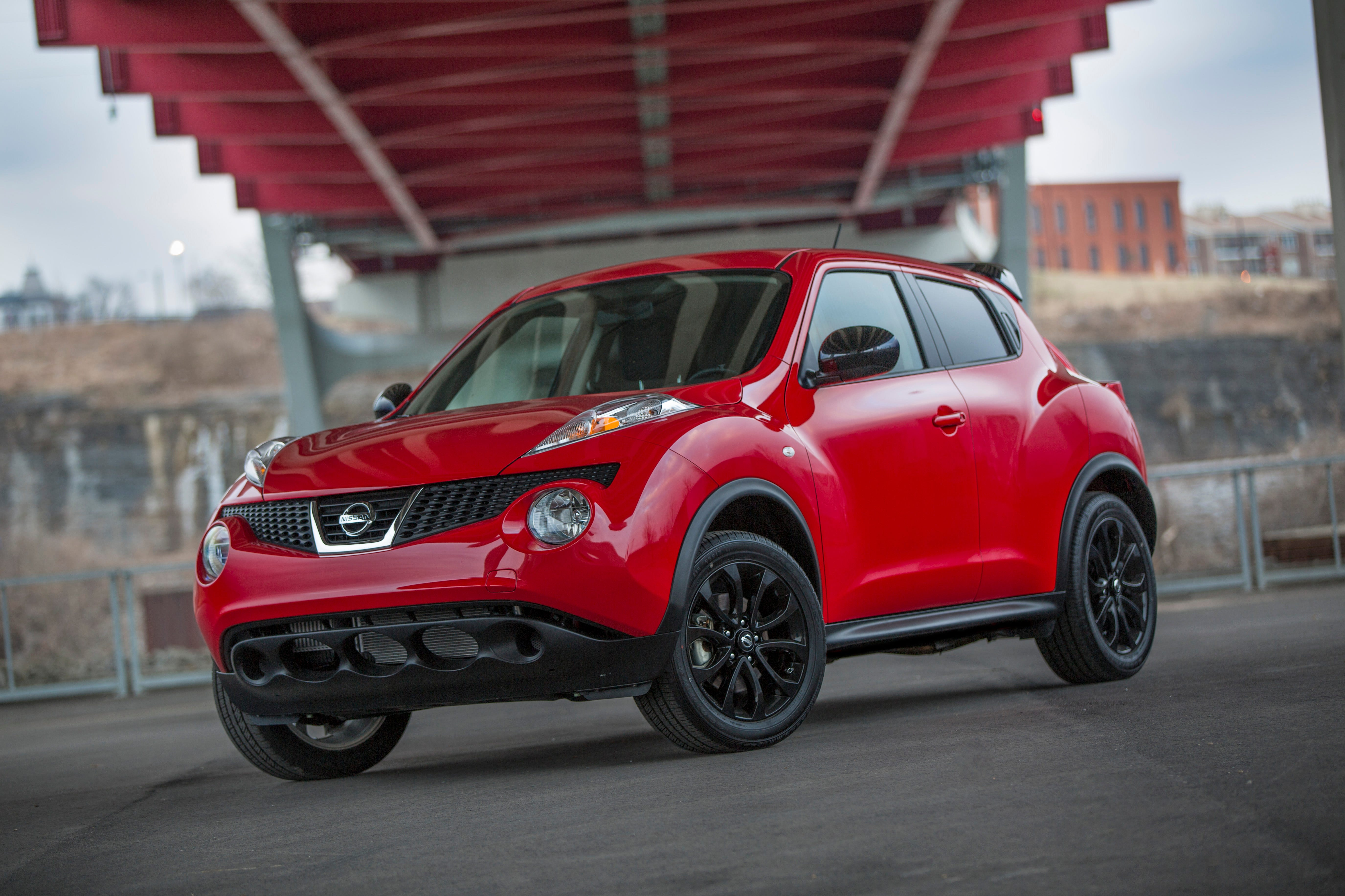 The dynamic Nissan Juke. Reviews happy owners