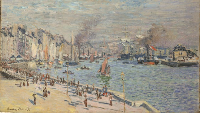 Officials say the Denver Art Museum will be the only museum in the U.S. to host a comprehensive exhibition of Claude Monet paintings.