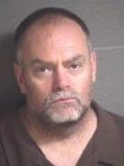 Timothy Robert Gallion, 48, of Barnardsville, was placed in custody at the Buncombe County Detention Facility Wednesday April 5, 2017.