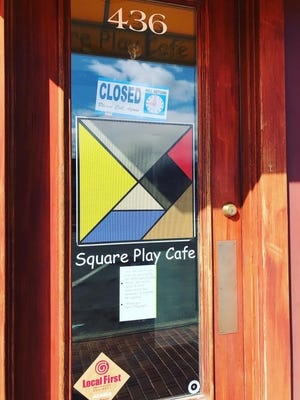 On Wednesday, Aug. 5, Square Play Cafe on Washington Avenue announced it will not reopen for business.