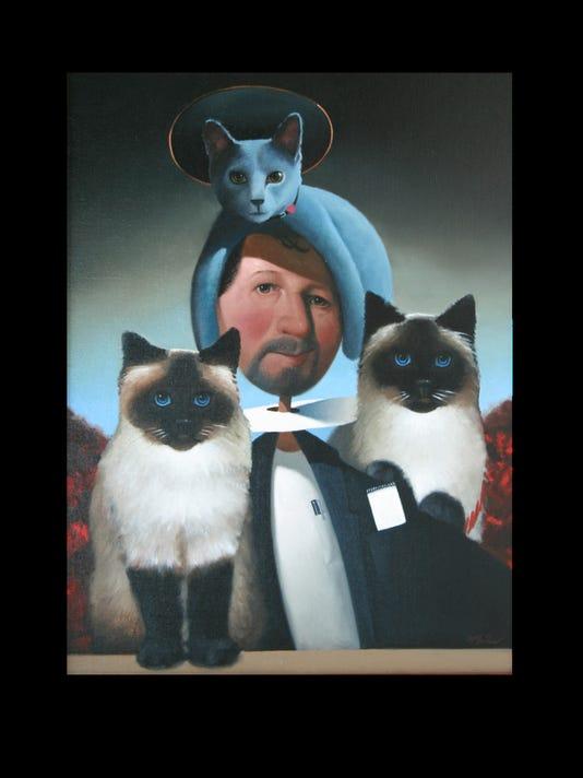 McFadden portrait of Hinson