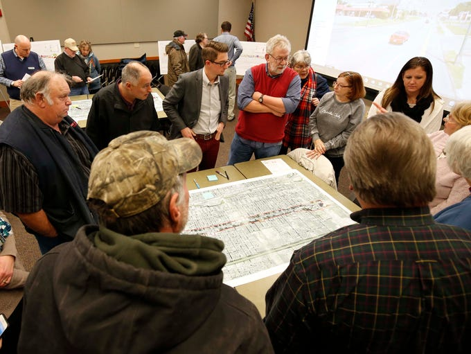 Springfield north-side residents discuss their ideas