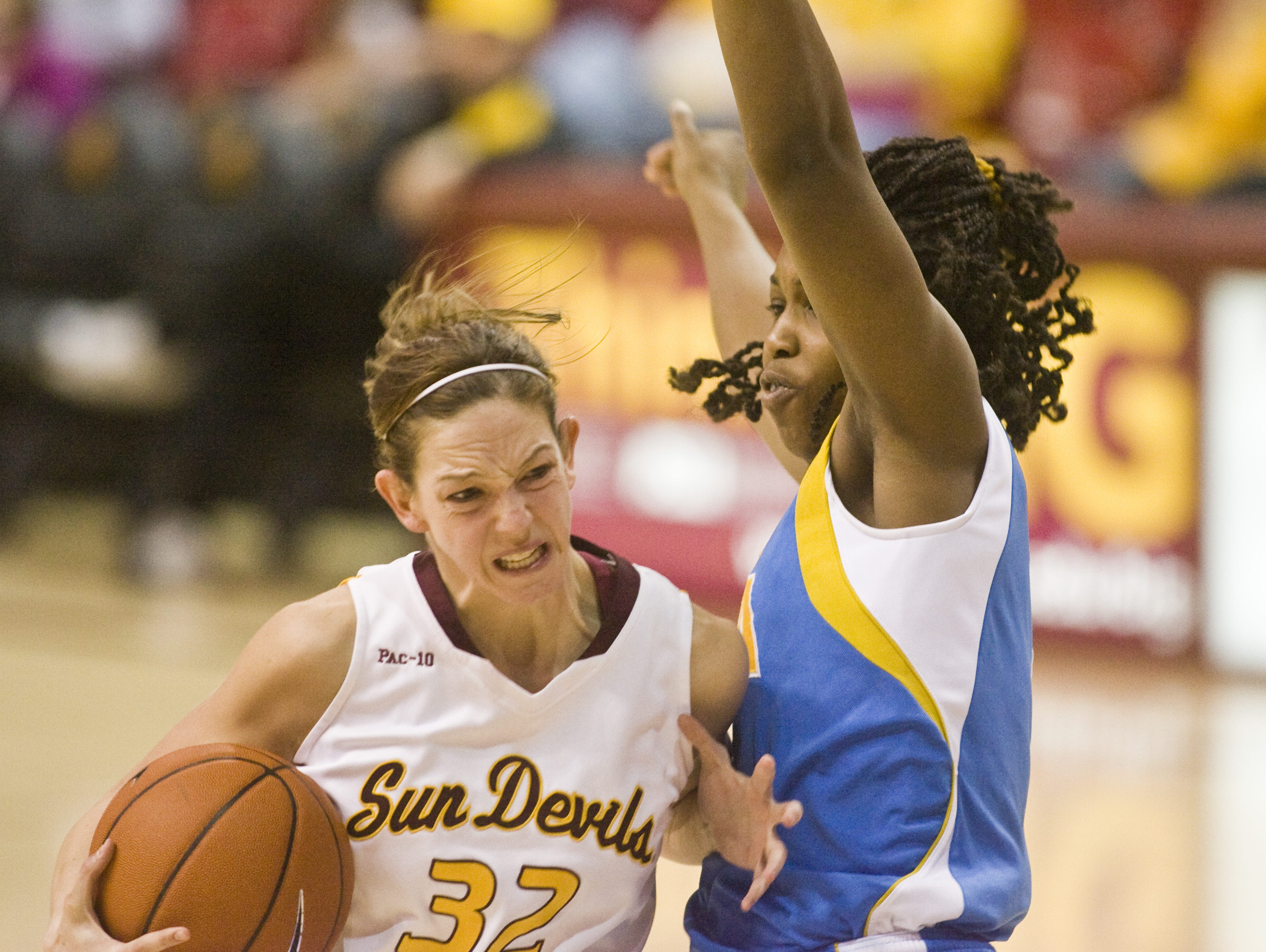 After ASU, Becca Tobin played for teams in several countries in Europe.