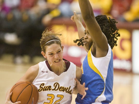 After ASU, Becca Tobin played for teams in several