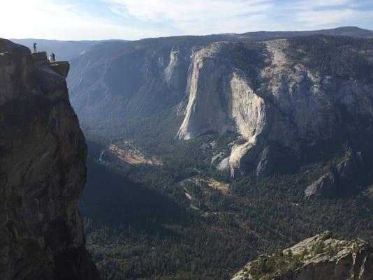 Yosemite Death