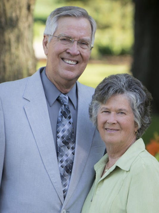Anniversaries: Michael Helms & Marcella Best