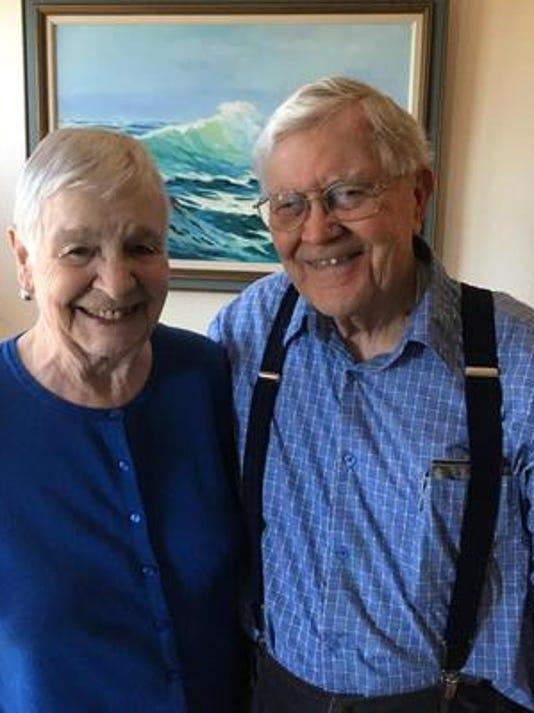 Anniversaries: Clifford Swensen & Betsy Foote