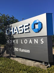 Chase employs more than 1,200 workers at its national