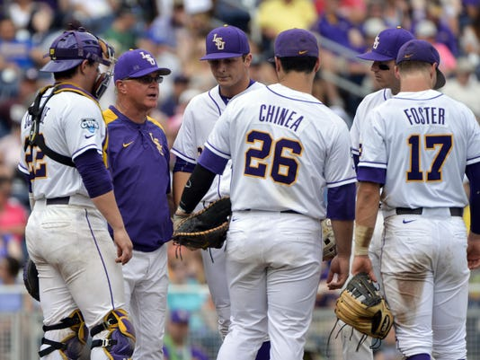 Paul Mainieri, Hunter Newman