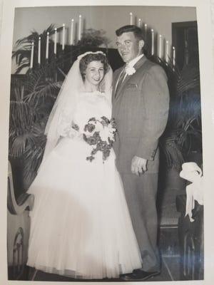 Albert and Beverly Hodgson