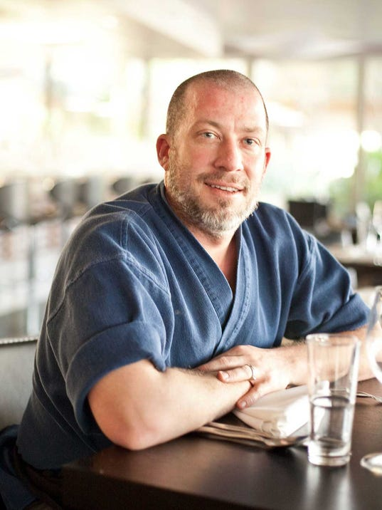Chef Josh Hebert
