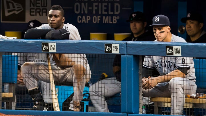 Random thoughts as the Yankees head home facing elimination