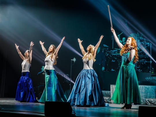 Celtic Woman will perform songs from throughout the group's history on Sunday at the Forum in Binghamton.