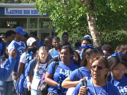 ASB 0518 Lakewood students in Trenton
