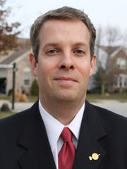Indianapolis City-County Council Minority Leader Mike McQuillen