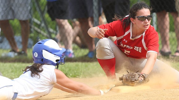 Ardsley defeated Tappan Zee 5-1 to win the Section 1 championship game at North Rockland High School May 26, 2018.