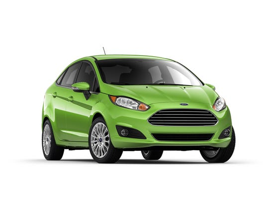 Ford Fiesta is among the WardsAuto 10 Best Engines (Photo: Ford Motor