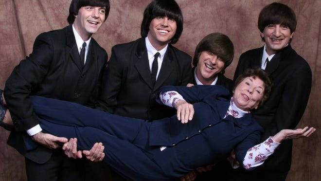 Louise Harrison, sister of George Harrison of The Beatles, started tribute band Liverpool Legends. She will be in Richmond on Wednesday to promote the Liverpool Legends' performance at Richmond Symphony Orchestra's April gala.