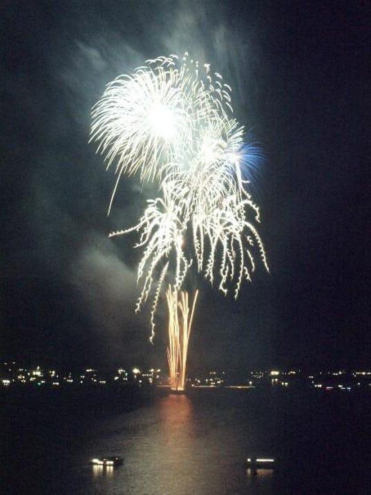 Beach Haven Fireworks