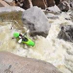 Cody Howard takes kayaking to extremes