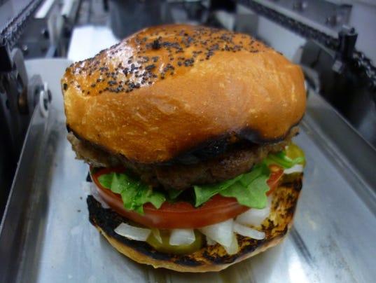 burger bot hero