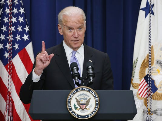 Joe Biden Hosts Event On Protecting Students From Sexual Assault