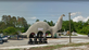 Florida: Harold's Auto Center in Spring Hill is dinosaur-shaped,