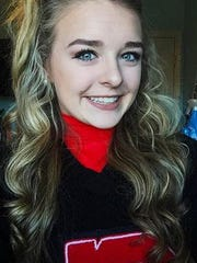 Emma Jane Walker, a Central High School cheerleader, was fatally shot in her bedroom while she slept in November 2016.