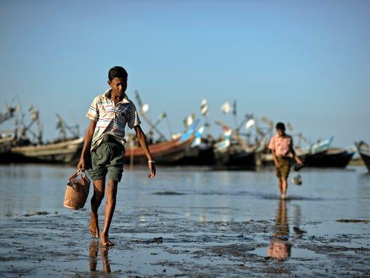 AP MYANMAR ROHINGYA TRAFFICKING I MYN