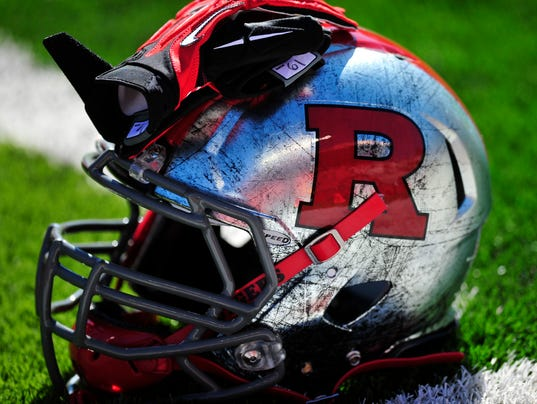 NCAA Football: Syracuse at Rutgers