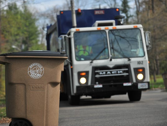 Waste Connections wins city's trash contract