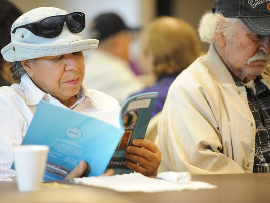 FRAUDS TARGETING SENIORS