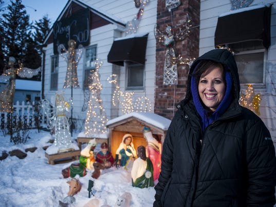 Ann Taylor Christmas Lights