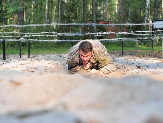2017 U.S. Army Europe Best Warrior Competition