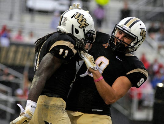 NCAA Football: Southern Methodist at Central Florida
