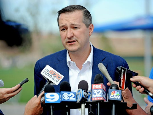 For Tom Ricketts and the Cubs, 'now is the time'