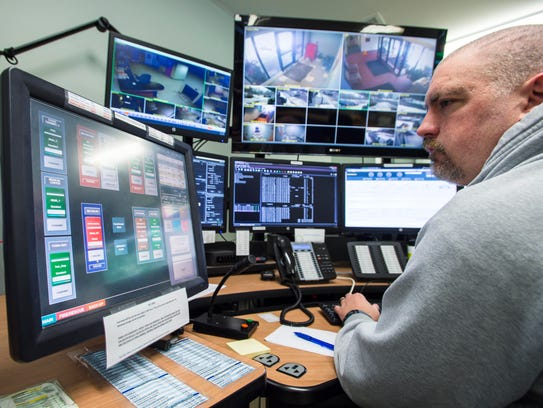 Earl Benway works as a dispatcher at the Colchester