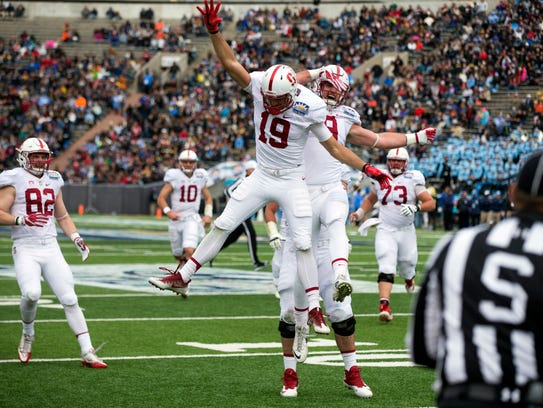 Stanford is counting on wide receiver JJ Arcega-Whiteside