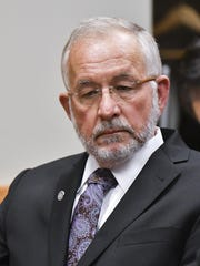 The proposal comes as the former dean of the osteopathic medical school, William Strampel, faces a new charge of sexually harassing female students.