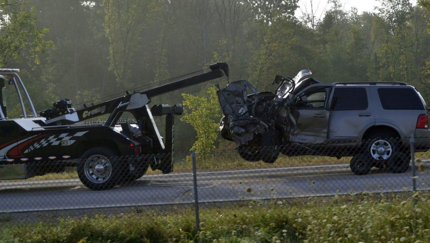 Car Crash Washington County Wi